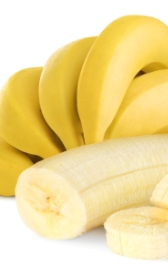 Vitaminas da banana